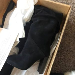 Brand new never worn ASOS slouch boots